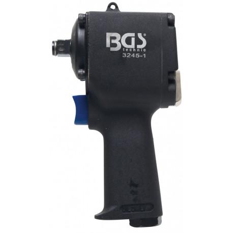 "Légkulcs | 12,5 mm (1/2"") | 678 Nm | extra rövid 98 mm - BGS-3245-1"
