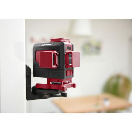 3D automatikus lézeres vízszintező