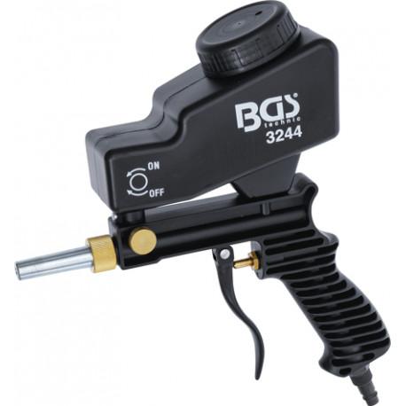 Levegős homokfúvó,homokszóró pisztoly - BGS-3244