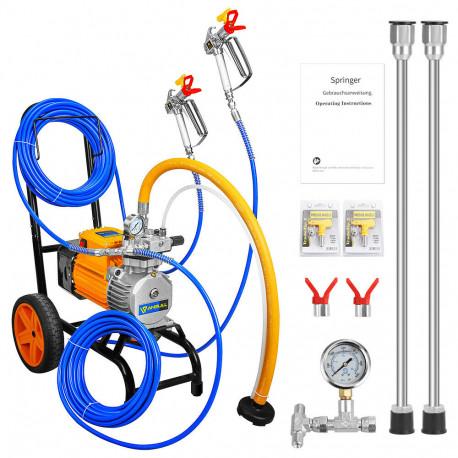 Nagynyomású elektromos festékszóró, 3500W, 2 L / perc - HPP-04