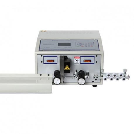 Automata kábelvágó és kábelnyúzó gép, max. 2,5mm2