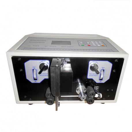 Automata kábelvágó és kábelnyúzó gép, max. 4,5mm2