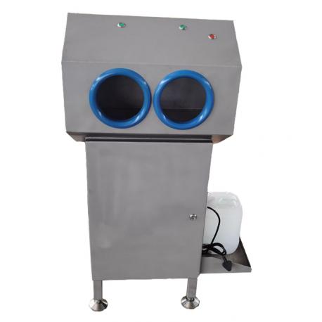 Kézfertőtlenítő és mosó állomás - HE- HCDS14