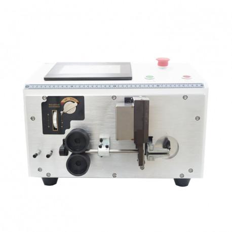 Automata kábelvágó, kábelnyúzó és kábelhajlító gép - 6mm2/50mm