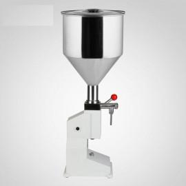 Manuális folyadéktöltő gép (5-50ml töltési kapacitással)