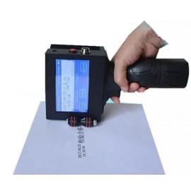 Tintasugaras kézi jelölő, feliratozó, címkéző, jelölőgép