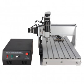 CNC marógép - 500W teljesítmény