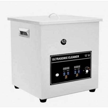 Ultrahangos tisztító, mosó - Állítható frekvencia 40/80kHz - 10l